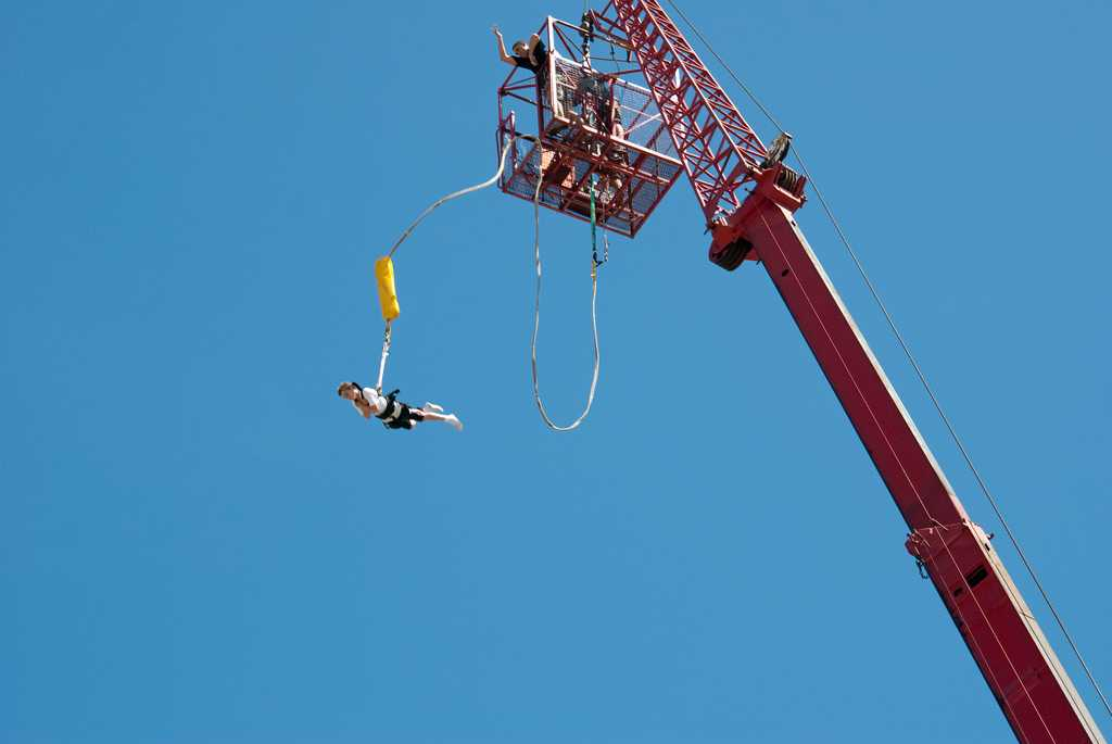 Bungee Jumping In Bangalore | Price, Location @ Holidify