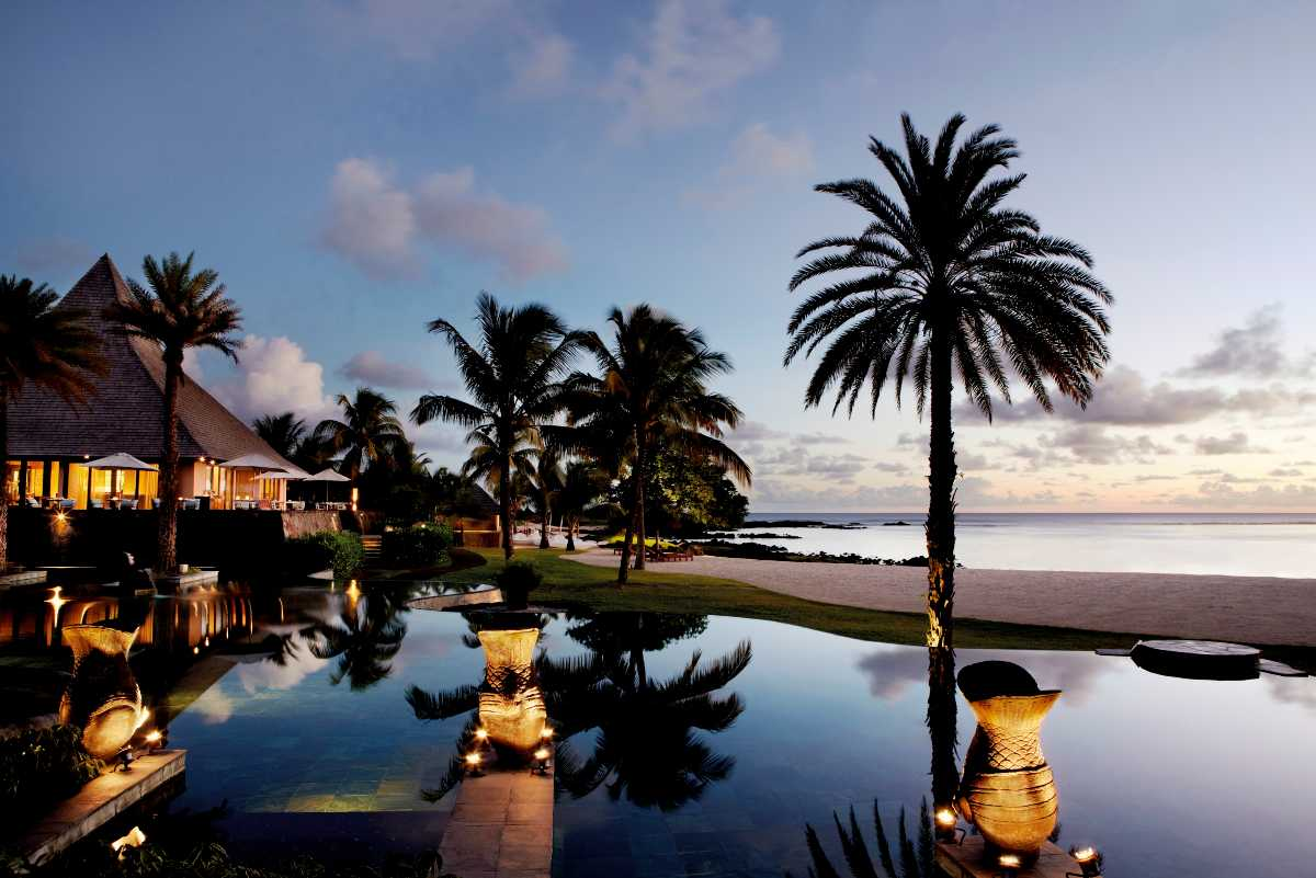 Shanti Maurice Resort and Spa, Luxury Resorts in Mauritius