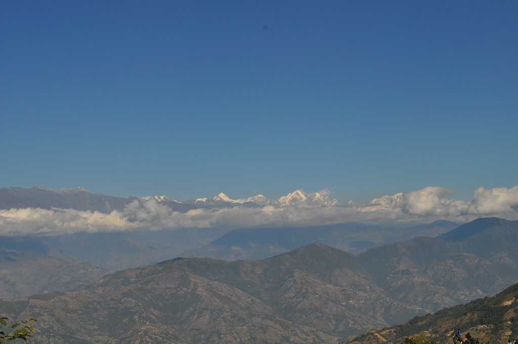 Kakani, Village, Camping in Nepal