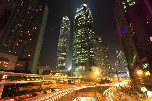International Finance Centre in Hong Kong Central