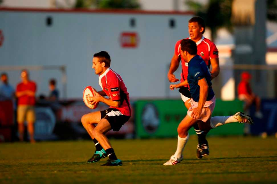 Players in action at the 2010 edition