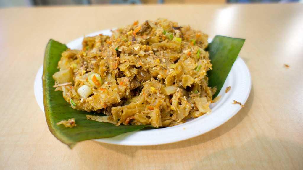 Kottu, Food in Colombo