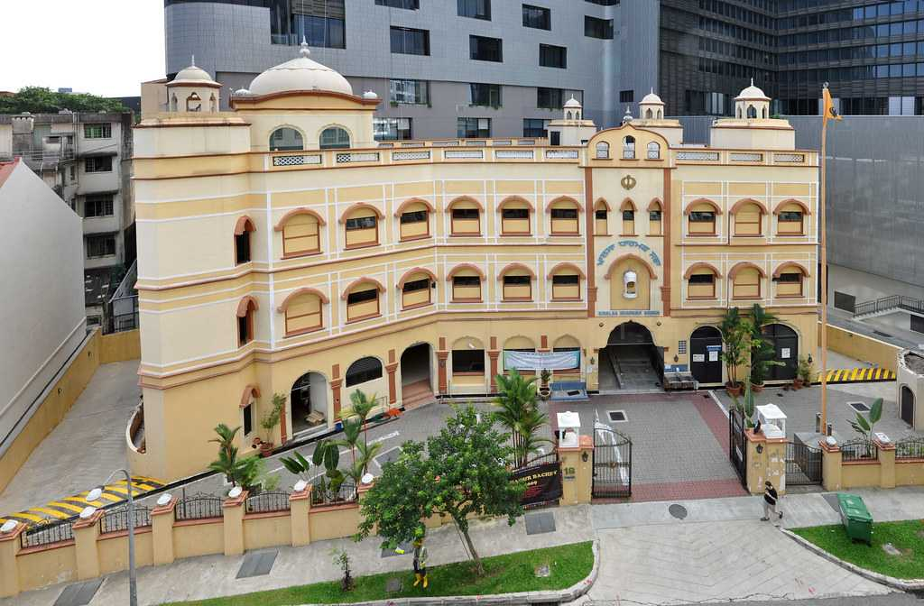 Gurdwara Khalsa Dharmak Sabha