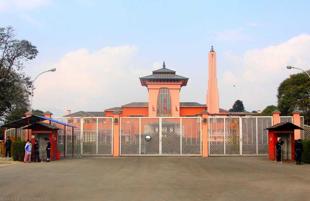Naraynhiti Palace Museum