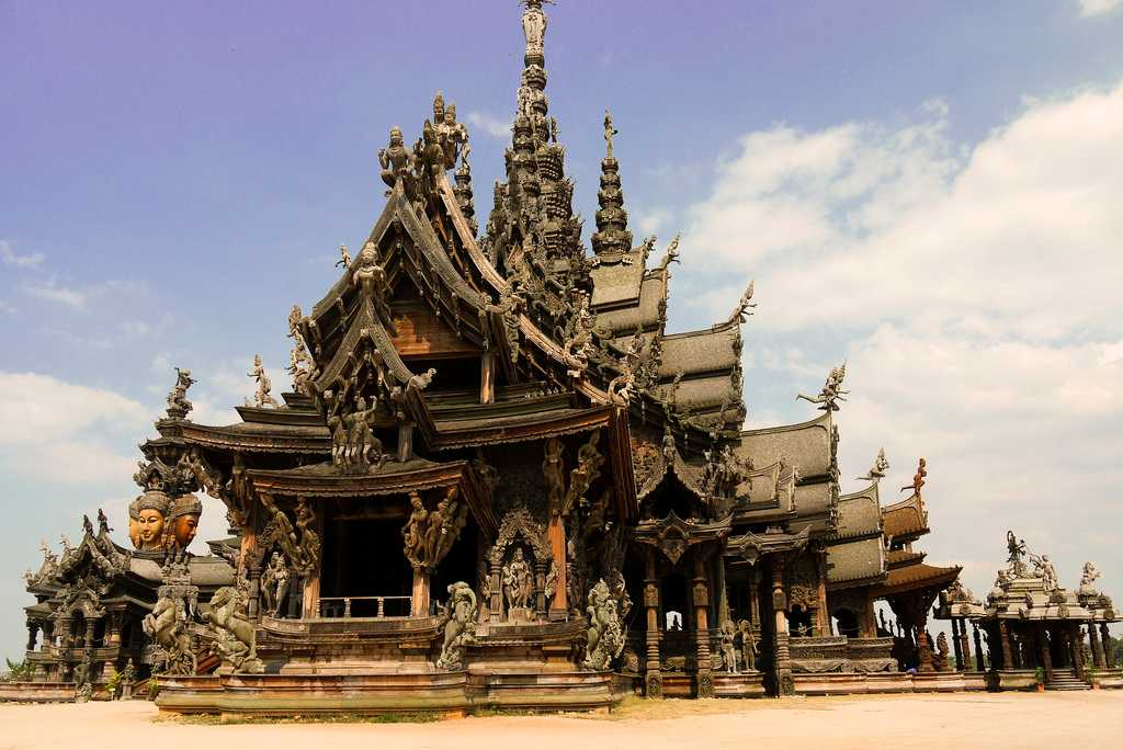 Sanctuary of Truth, Temples of Thailand