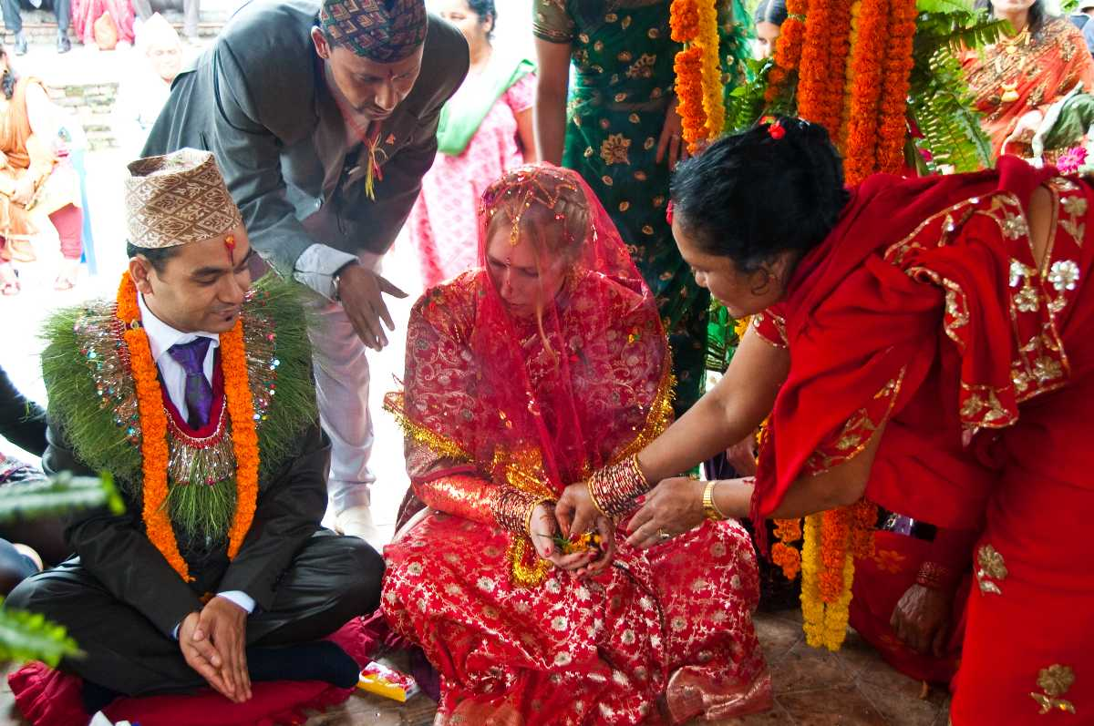 Weddings in Nepal