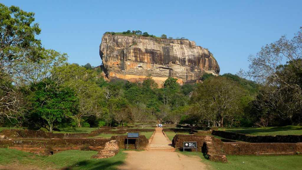 Sigiriya, History of Sri Lanka