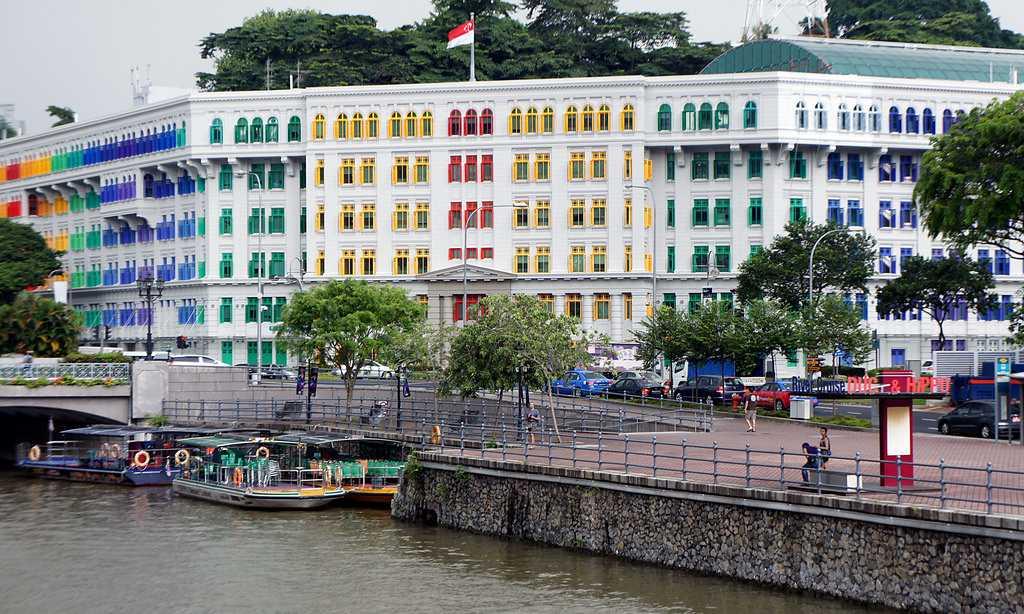 MICA Building Singapore