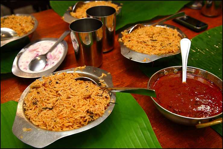 Anjappar Authentic Chettinad Restaurant, Indian Restaurants in Kuala Lumpur