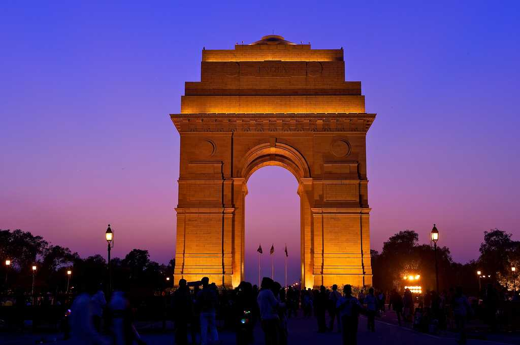 India Gate Delhi Images Nearest Metro Station Timings History