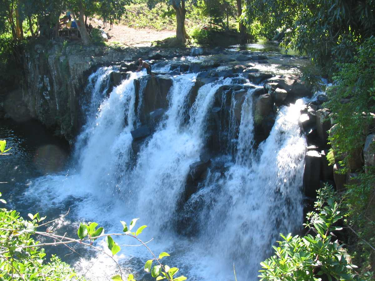 Rochester Waterfalls