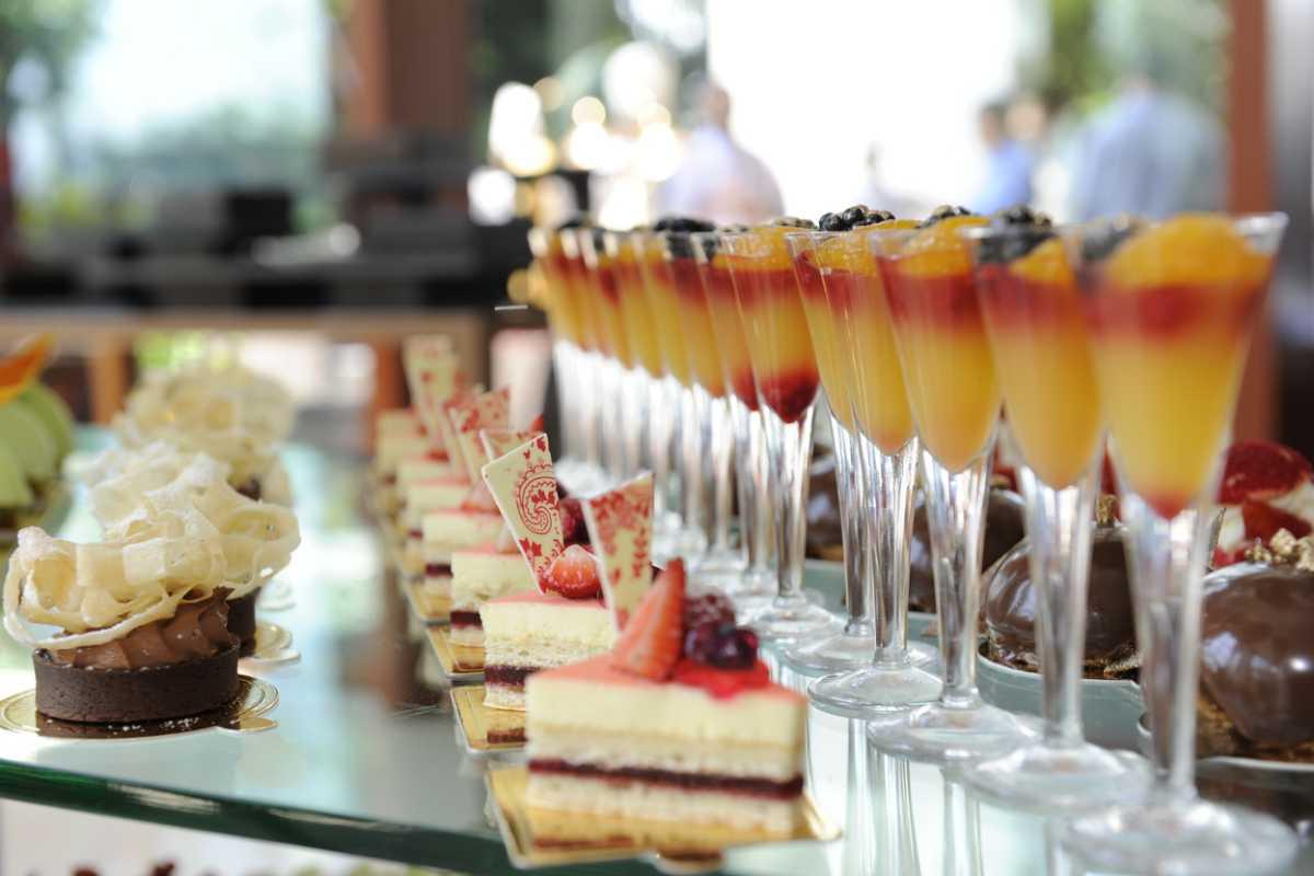 World Gourmet Summit, Singapore in April