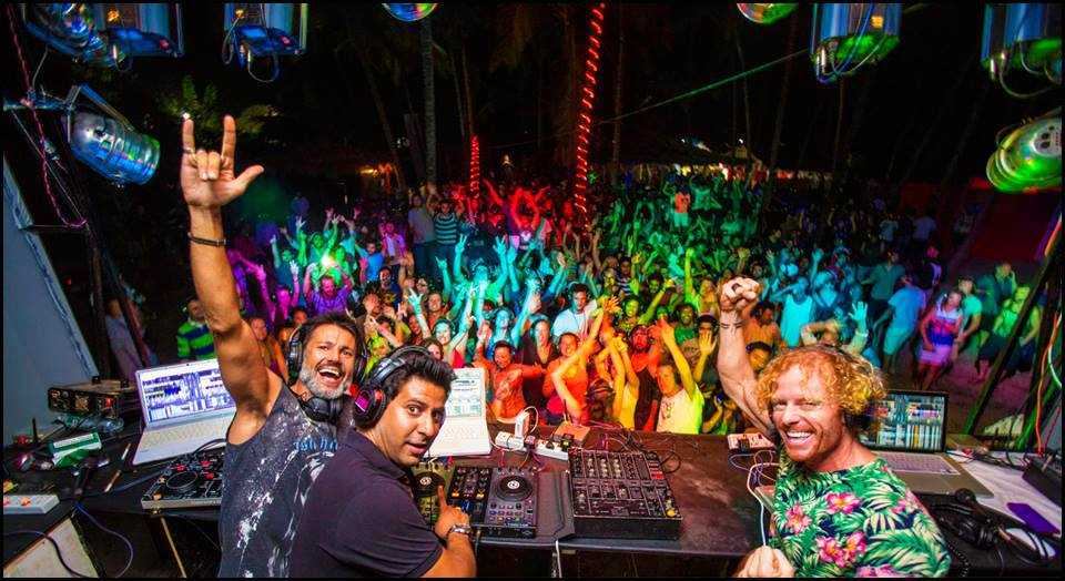 Silent Noise Club, Nightlife in Goa
