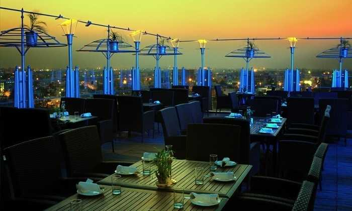 The Terrace Grill, Romantic Places in Jaipur