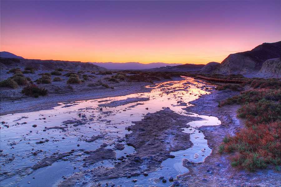 Death Valley, Hottest Places In the World