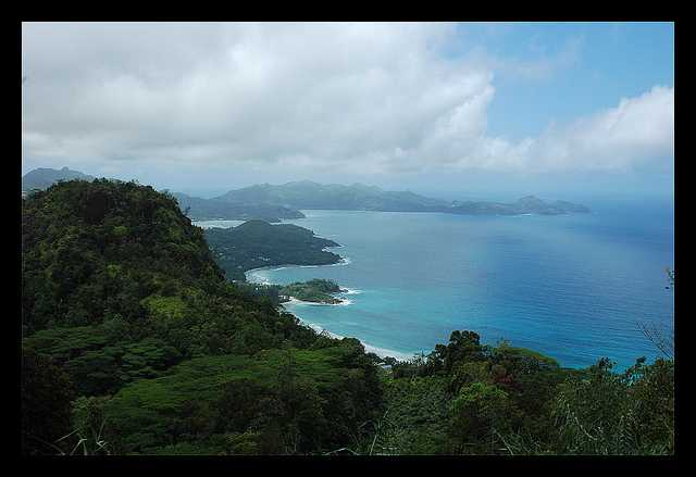 From Tea Factory, National Parks in Seychelles