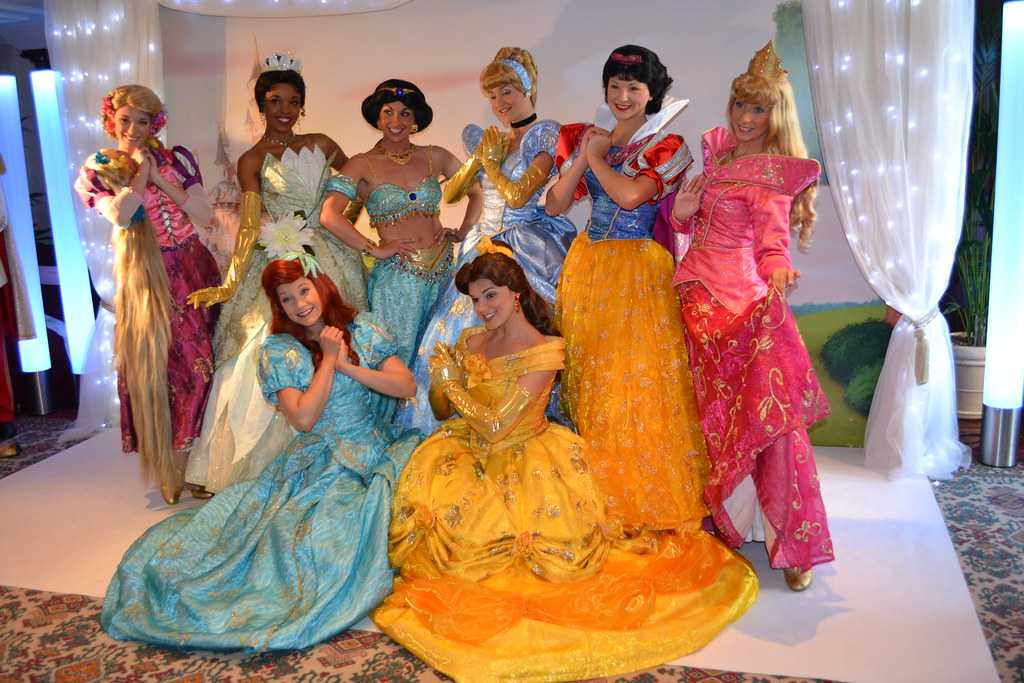 Pirates and Princesses festival