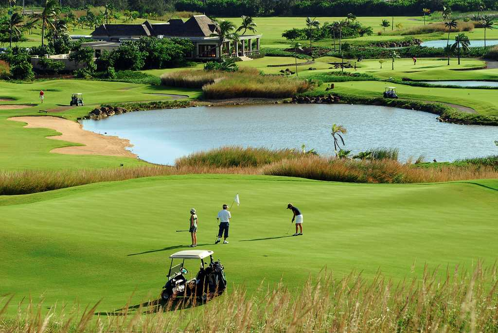 Heritage Golf Club ? Golf Course, golf courses in Mauritius