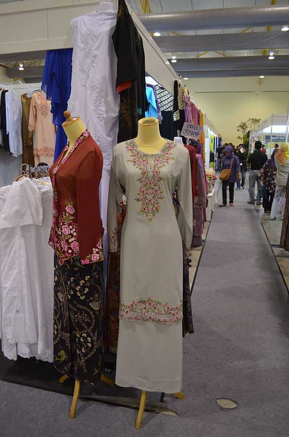 Baju Kurung in Singapore