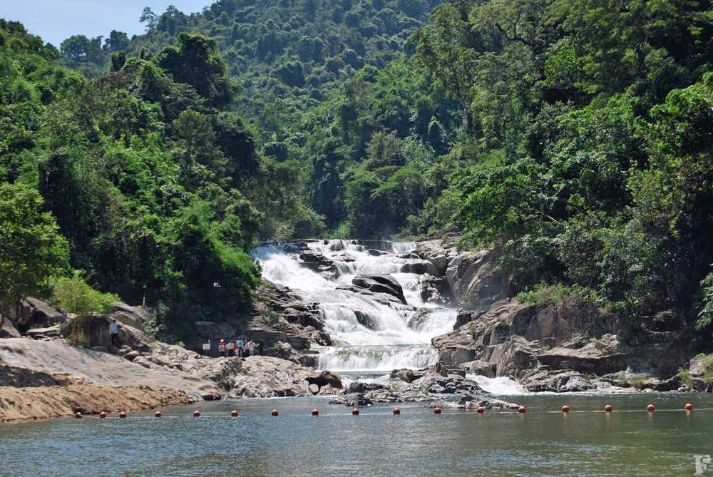 Ba Ho Waterfalls, Nha Trang, Vietnam