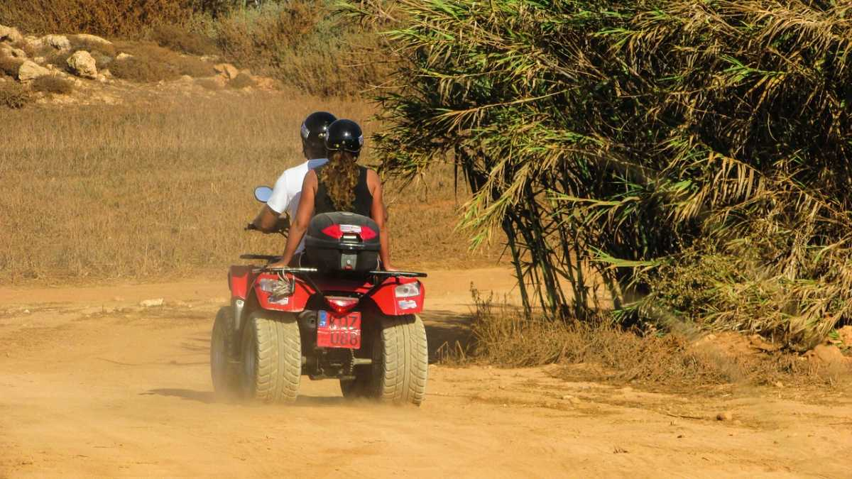 Quad-Biking in Mauritius, Safety Guidelines