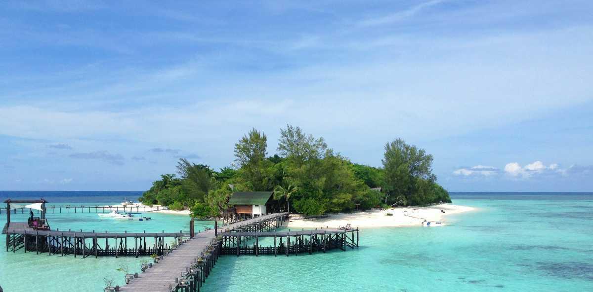Lankayan Island, Diving in Malaysia