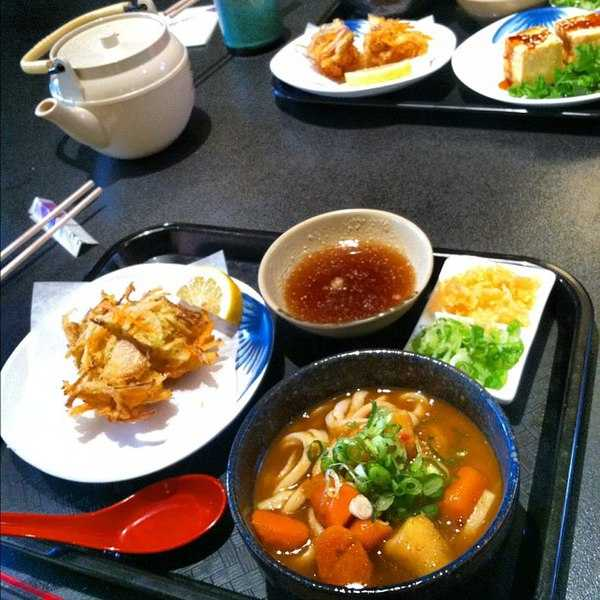 japanese curry noodles
