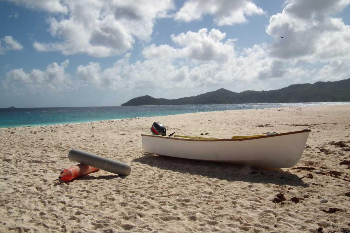 Cousin Island, Island hopping in Seychelles