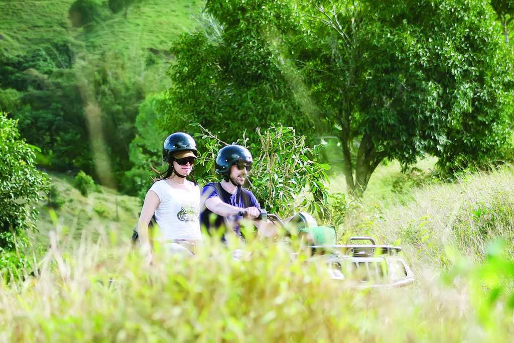 Frederica Nature Reserve, quad biking in Mauritius, excursions in Mauritius