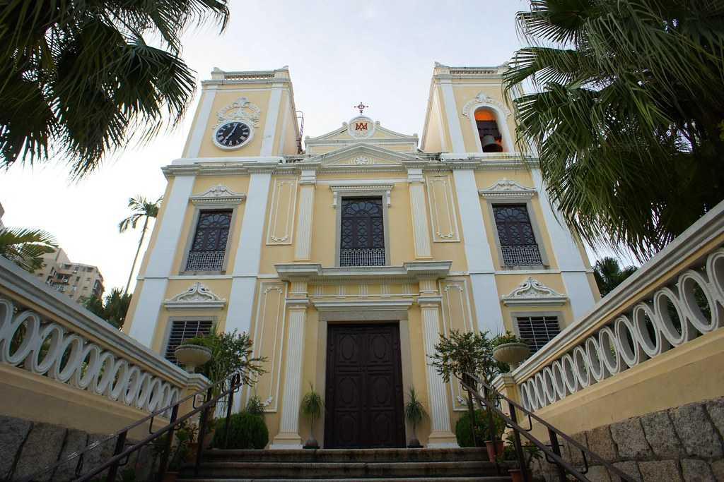 St Lawrence Church Macau