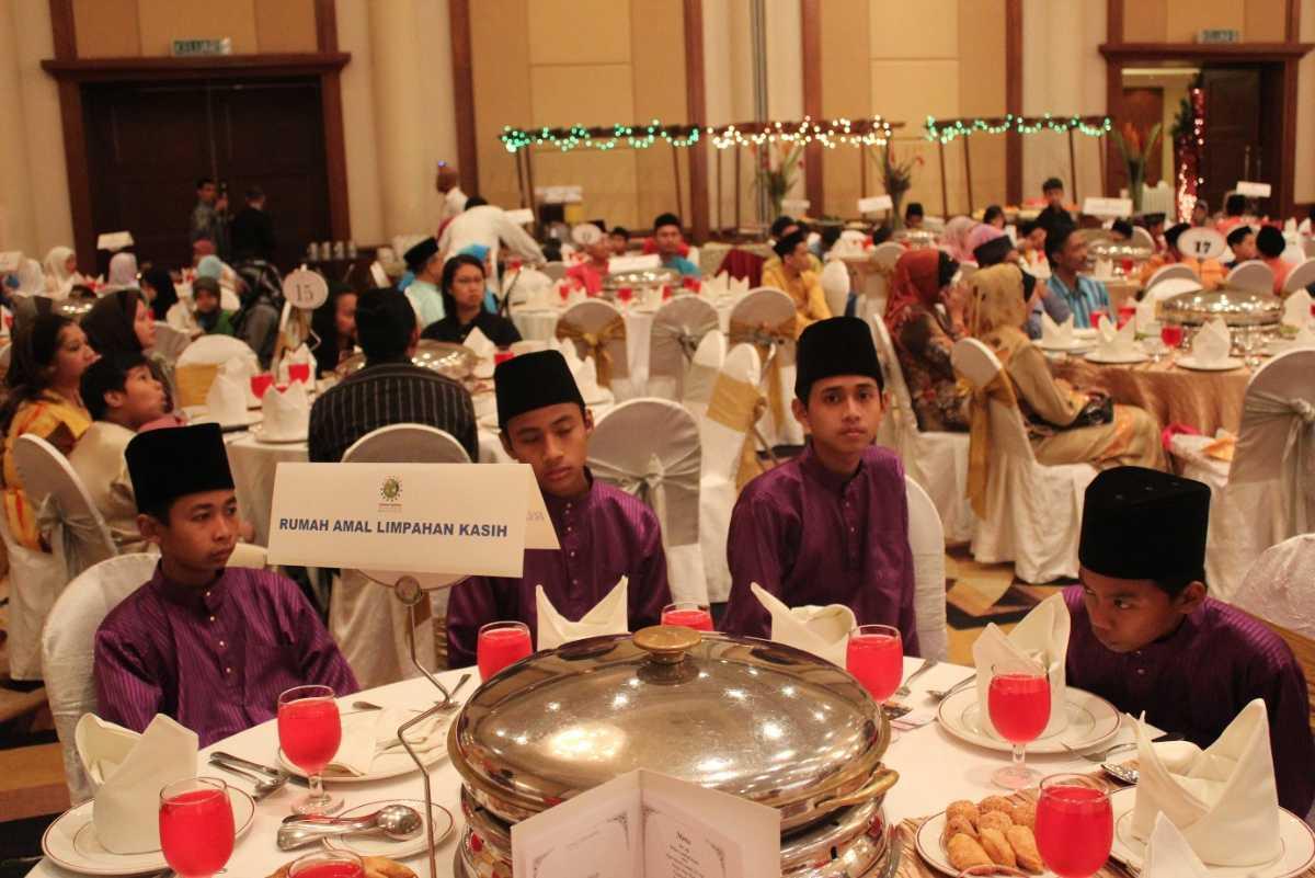 Iftar in Malaysia