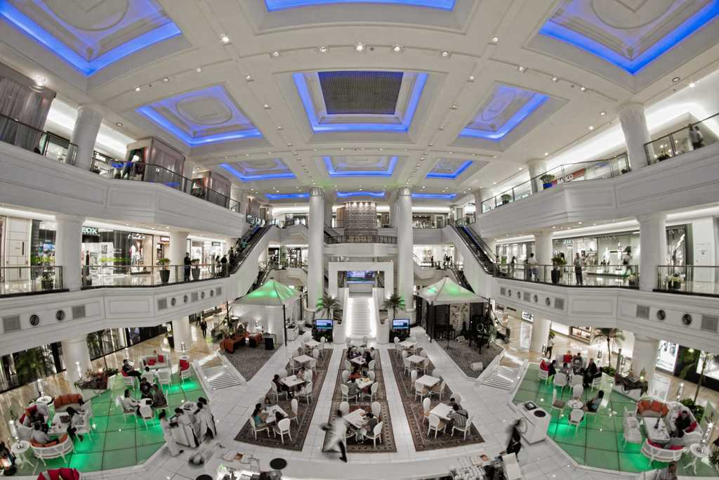 Plaza Indonesia, Malls in Jakarta
