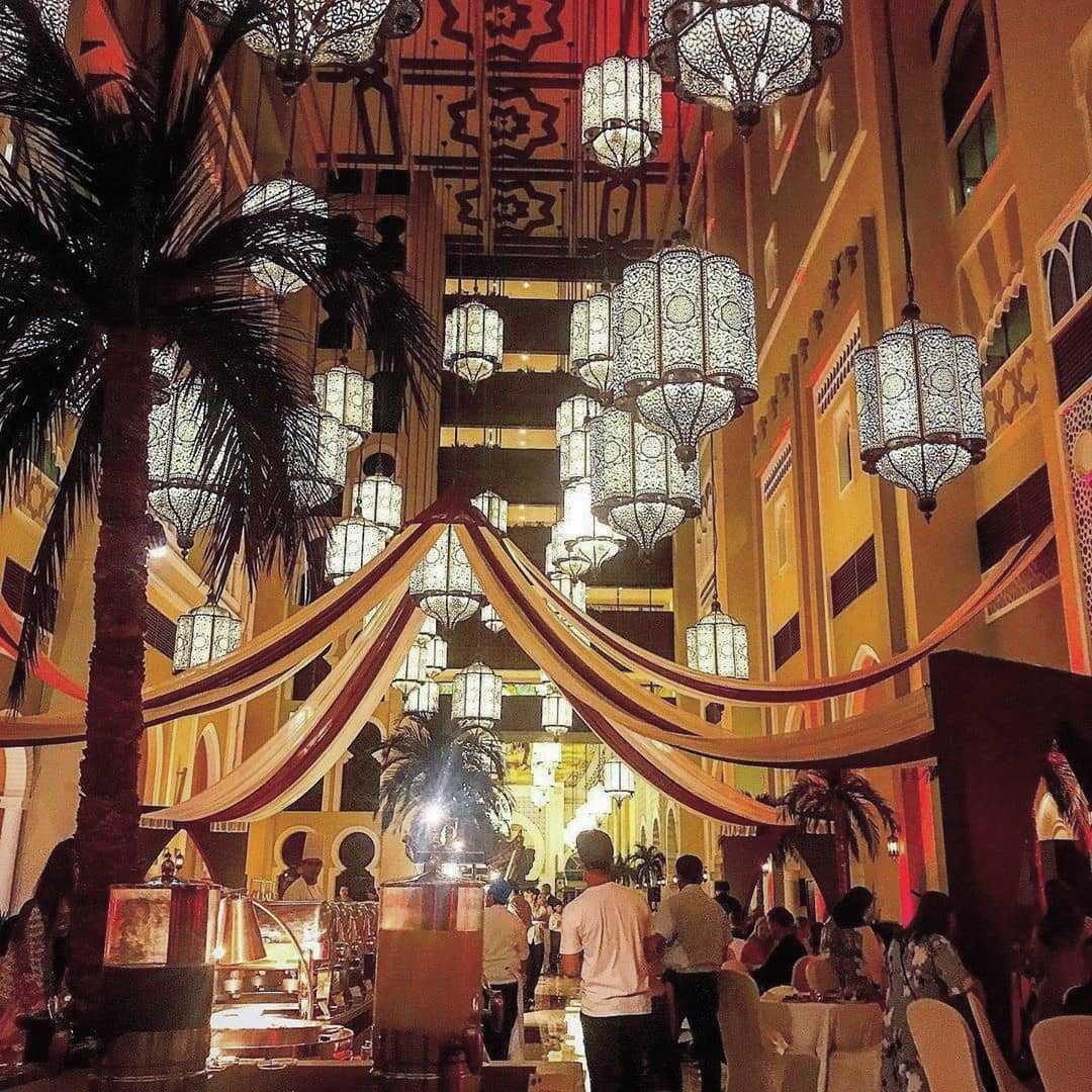 Movennpick Ibn Battuta Gate Hotel