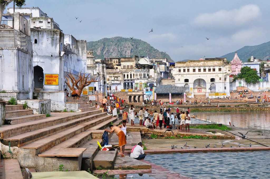 Pushkar Lakes and Ghats