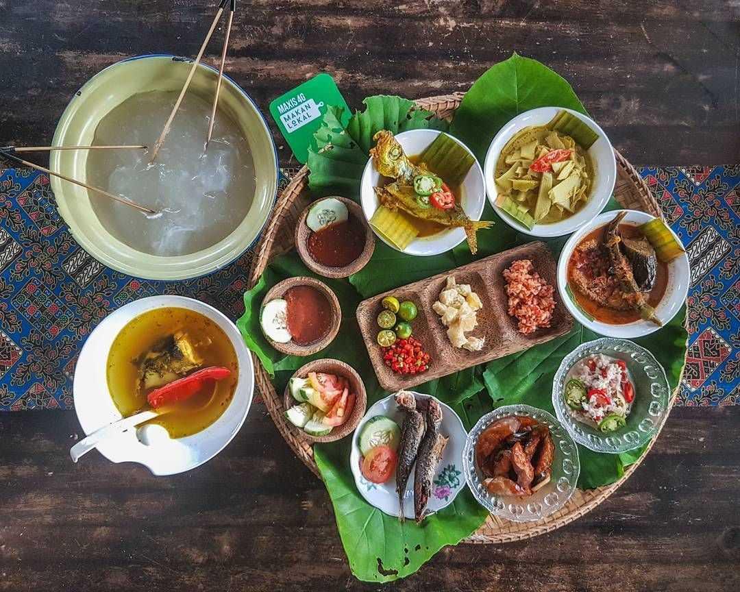 Food of Sabah, Culture in Sabah