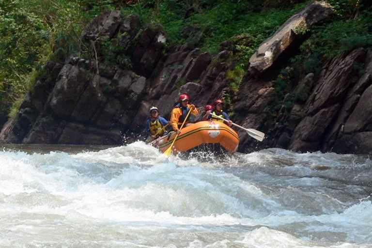 White Water Rafting in Pai Thailand
