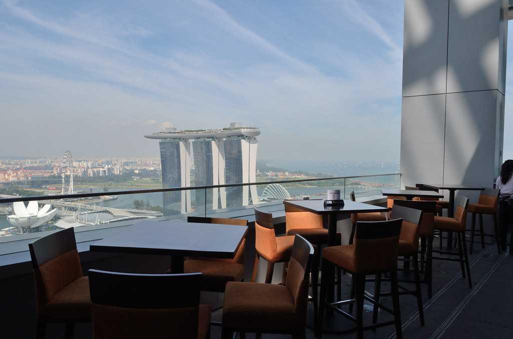 Level 33 Singapore, Bars in Singapore