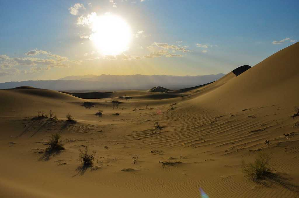 Dasht-e-Lut, Hottest Places In The World