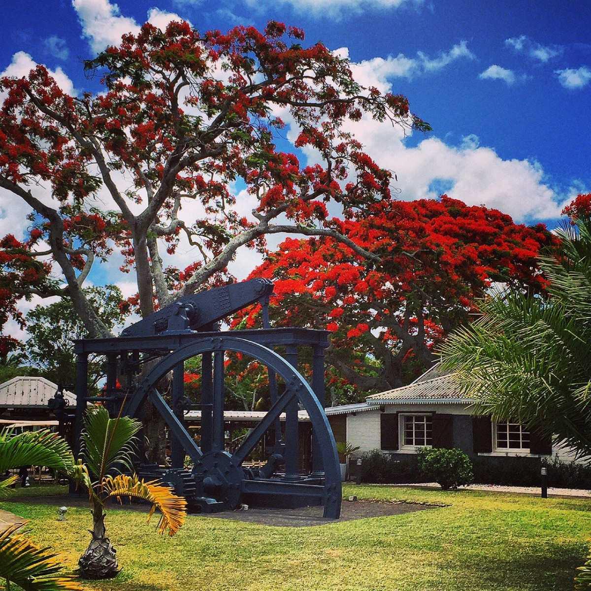 L'Aventure du Sucre - The Sugar Museum, Mauritius