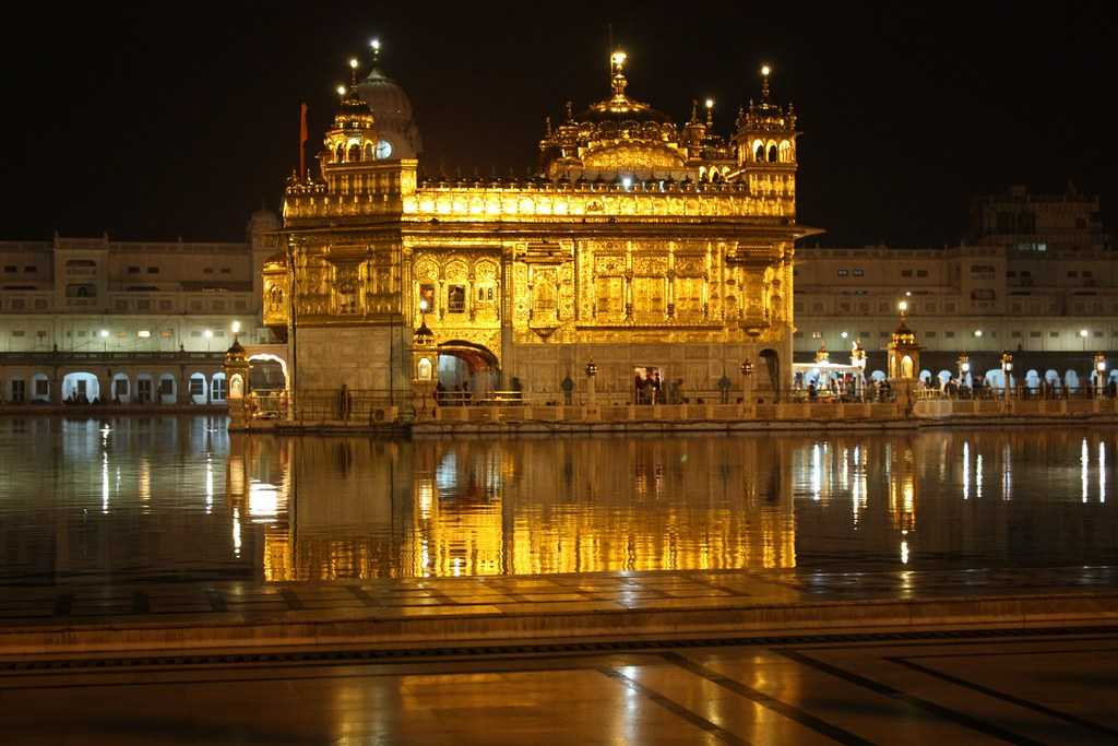 Golden Temple - Golden city of India, Amritsar