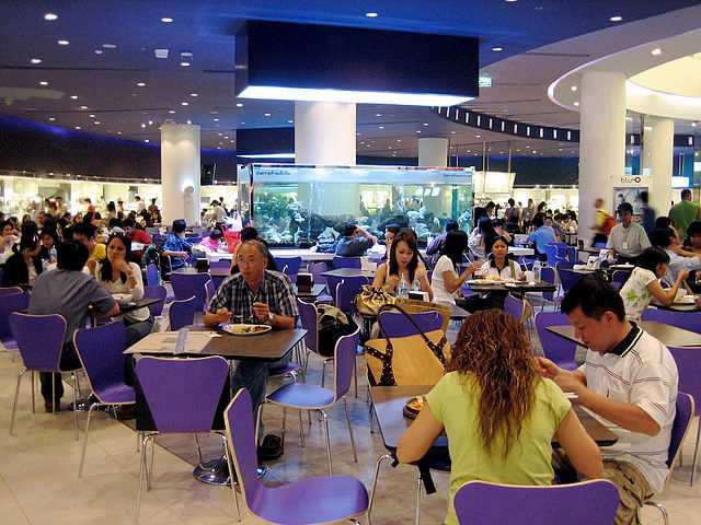 Restaurants in Siam Paragon