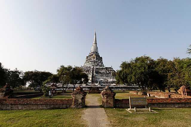 Wat Phu Khao Tong