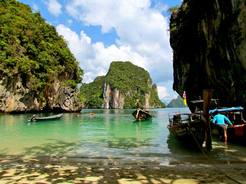 phuket beaches and krabi beaches