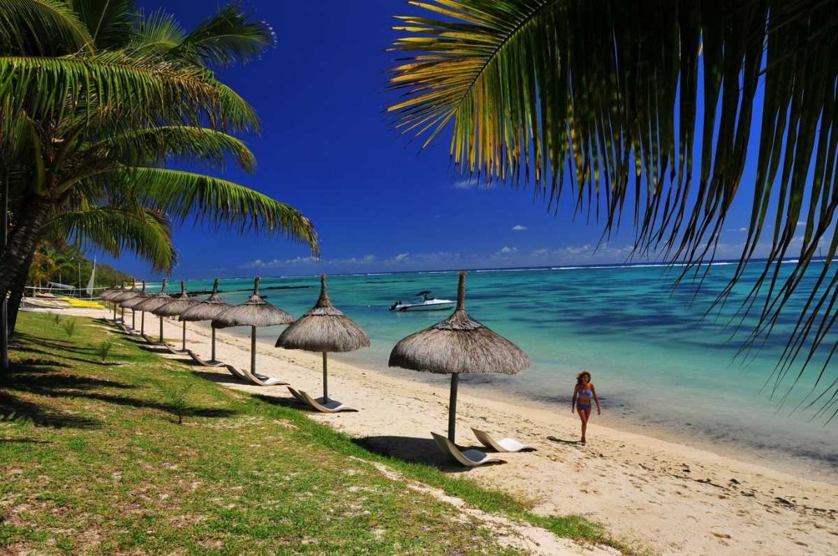 Le Surcouf Hotel and Spa, Mauritius in September