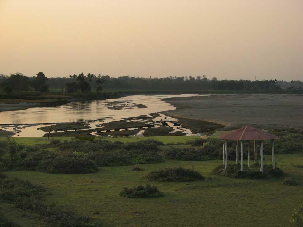 Murti River in Dooars