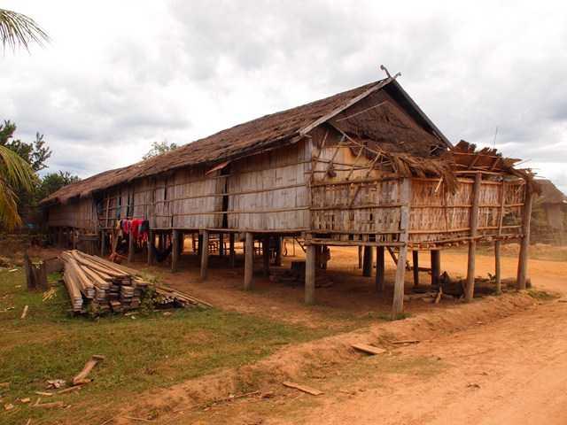 Jarai Village, Kon Tum