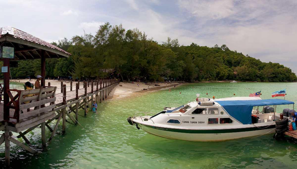 Sapi Island, Malaysia