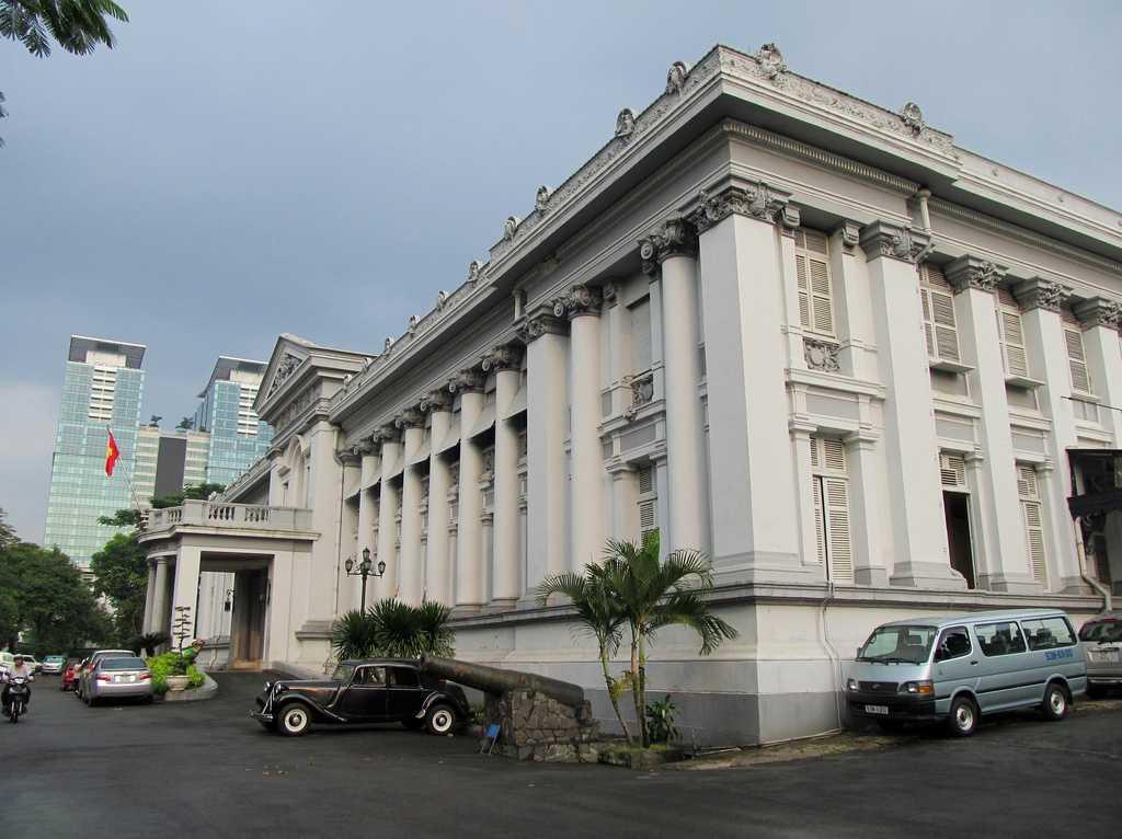 Ho Chi Minh City Museum, Gia Long Palace, Ho Chi Minh City, Vietnam