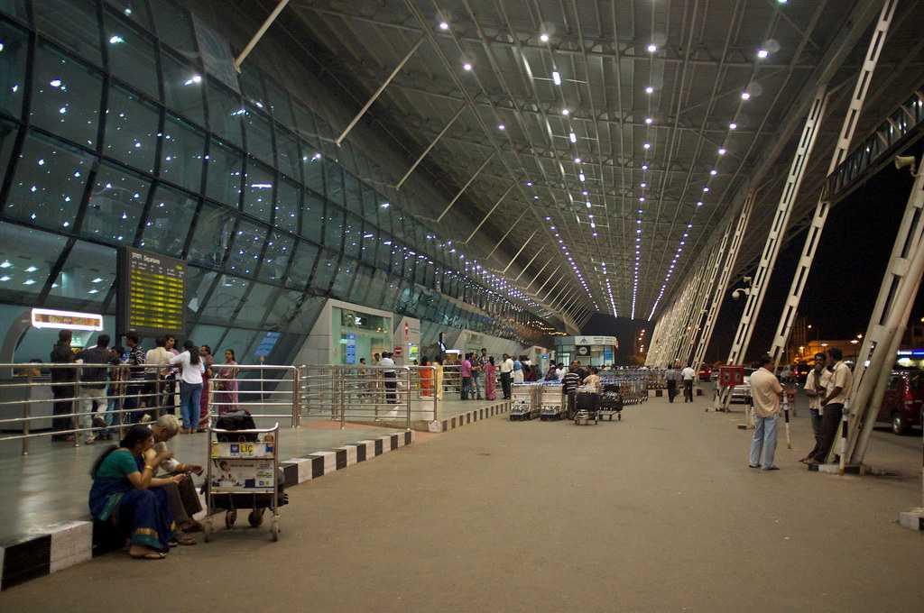 No Domestic Airports in Kerala