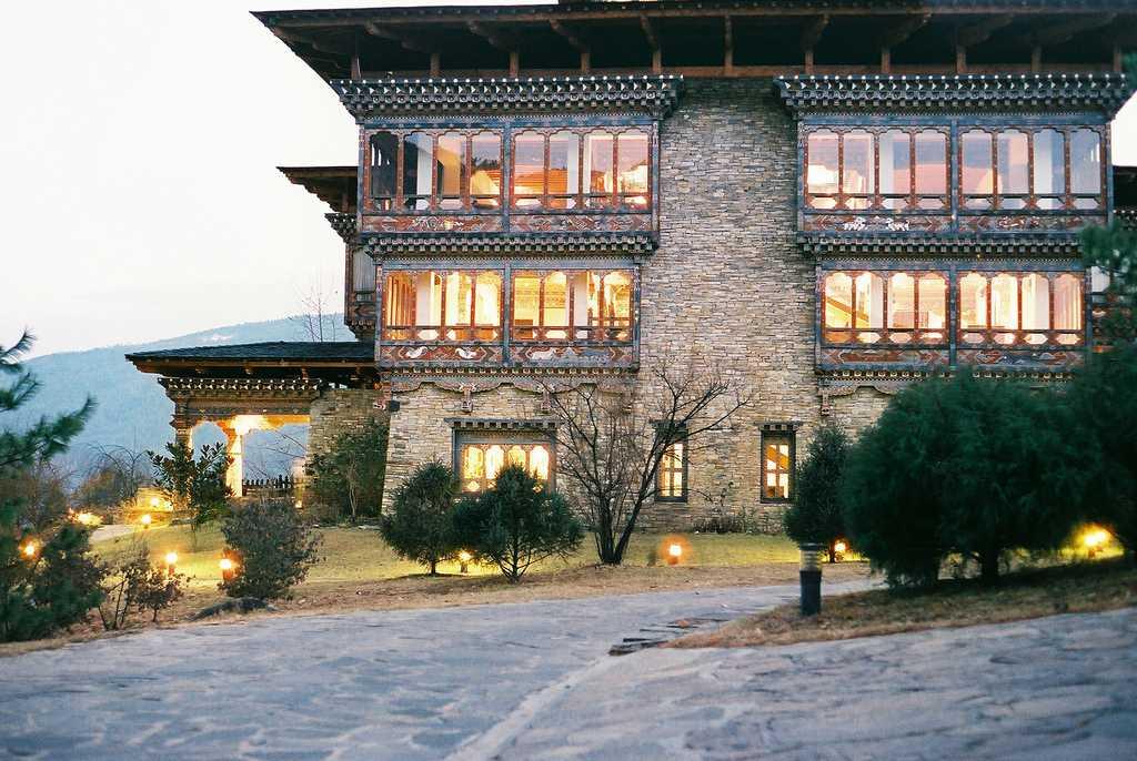 Luxury Hotels in Bhutan, Zhiwa Ling Paro